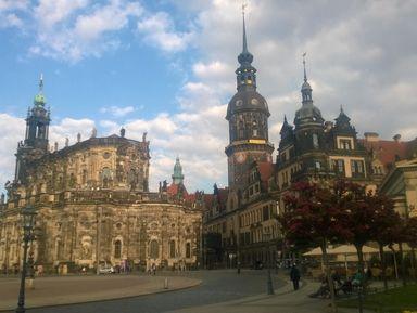 Дрезден, или Флоренция на Эльбе