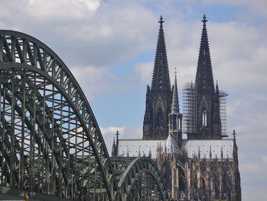 Кёльнский собор и исторический центр
