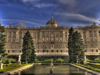 Мадрид. Другая история