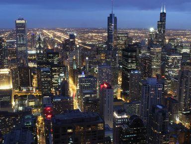 Чикаго — родина небоскребов