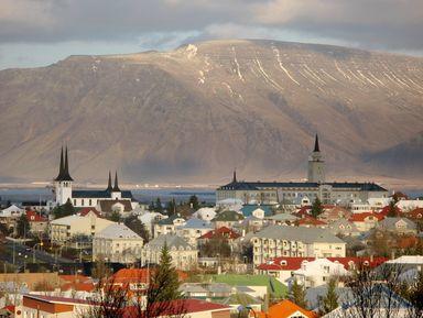 Рейкьявик: столица зелёного туризма в Исландии