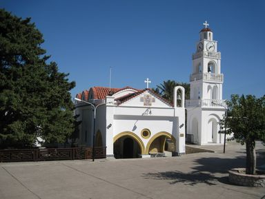 Православное наследие Родоса