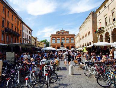 Почувствовать себя местным на велопрогулке по Римини