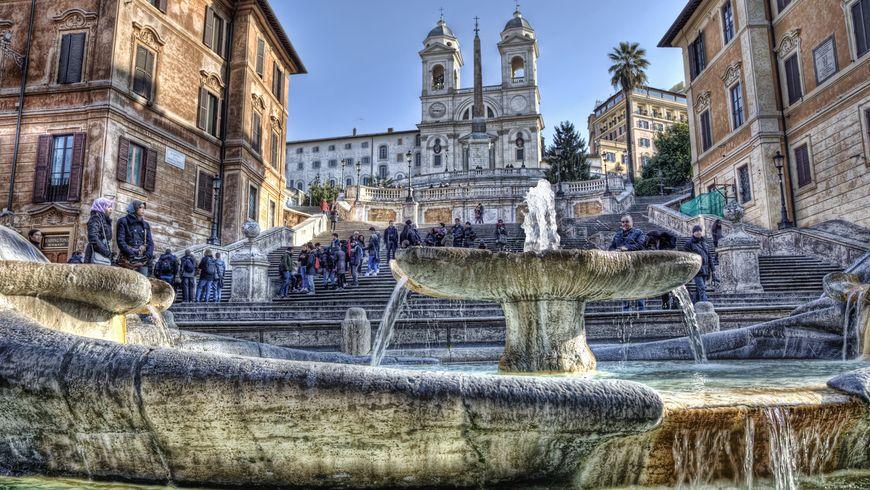 Обзорная прогулка по Риму