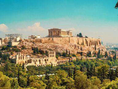 Акрополь и Агора с погружением в историю Древней Греции