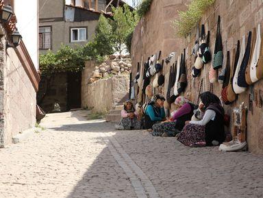 Очарование старого города: анкарская крепость и район Хамамёню