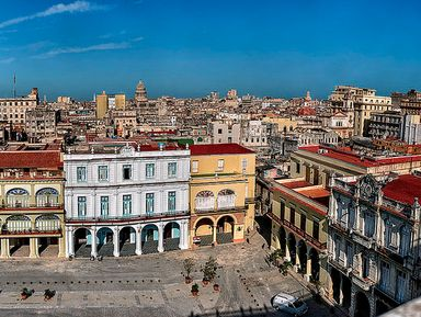 Влюбиться в Гавану
