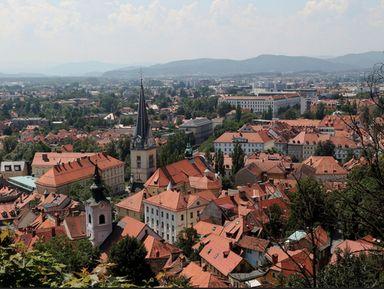 Обзорная экскурсия по Любляне