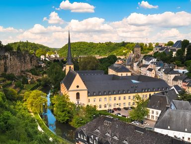 Обзорная экскурсия по городу Люксембург