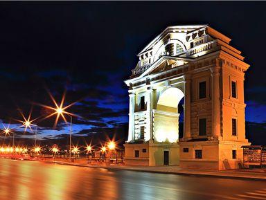 Ночная экскурсия по Иркутску