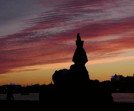 Аутентичный Петербург: от сфинксов Шемякина до Охты