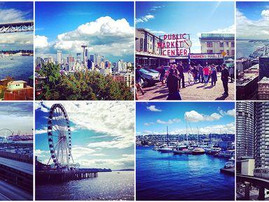 Город сюрпризов Сиэтл, или Грандж, жвачка и Старбакс!