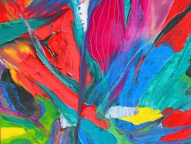 Цветной Вашингтон на экскурсии с художницей