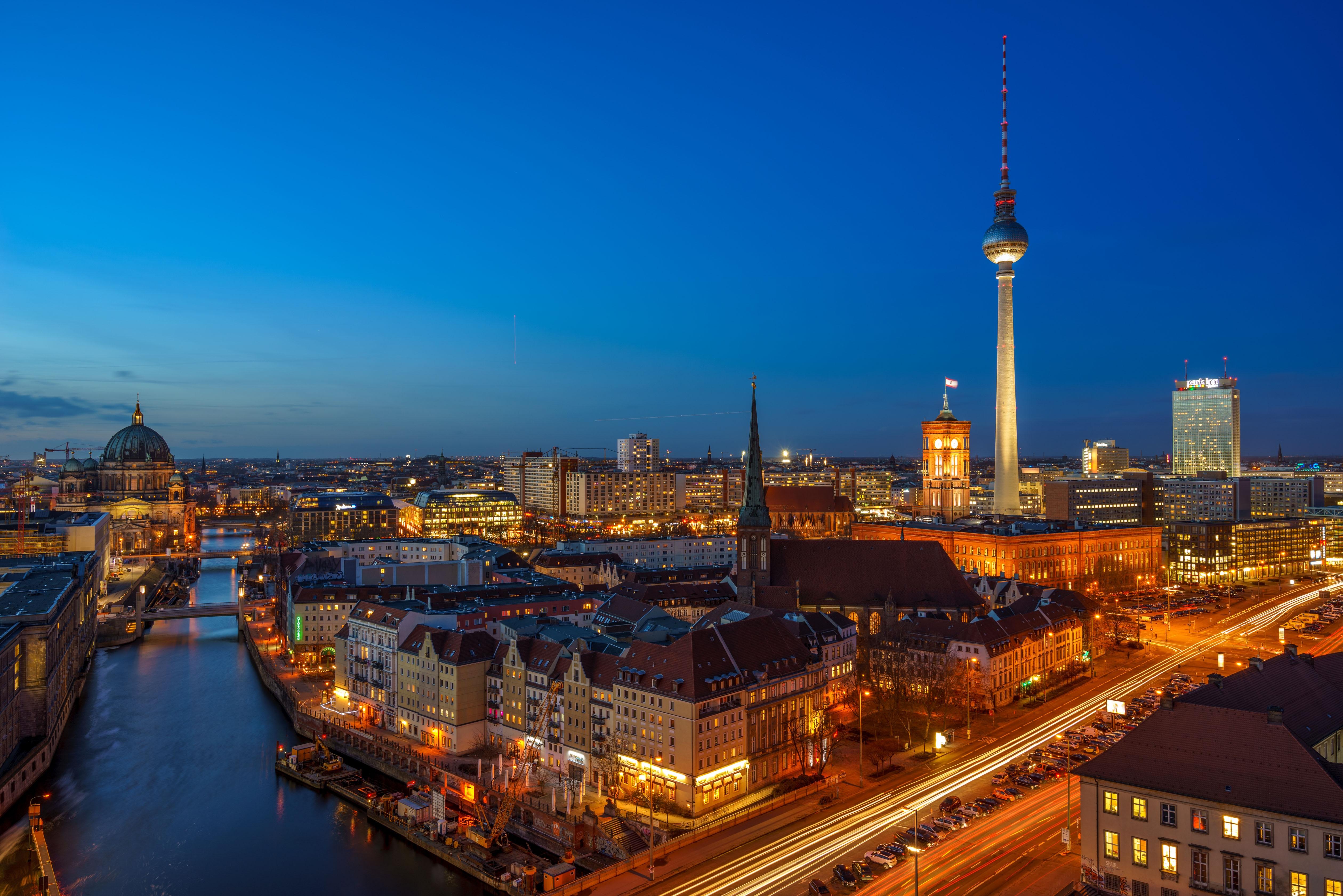 Транспорт. Берлин