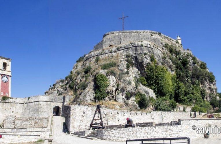 Корфу. Самый зеленый остров Греции.Старый город. Часть вторая.
