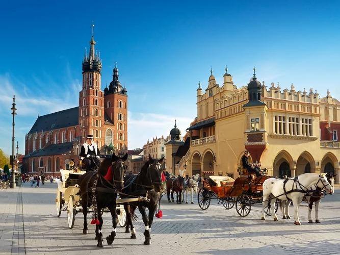 Старый город в Кракове