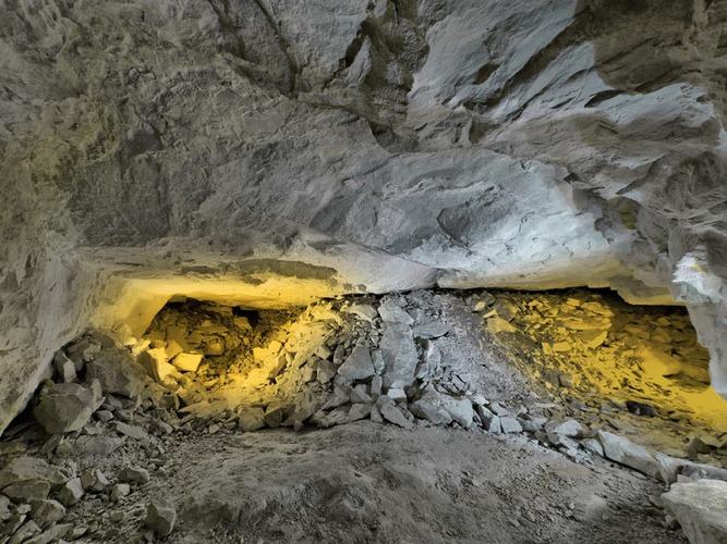 Кшемёнки, доисторические кремневые копи