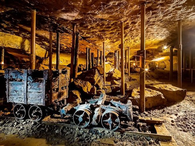 Рудник по добыче свинцовых и серебряных руд в Тарновске-Гуры