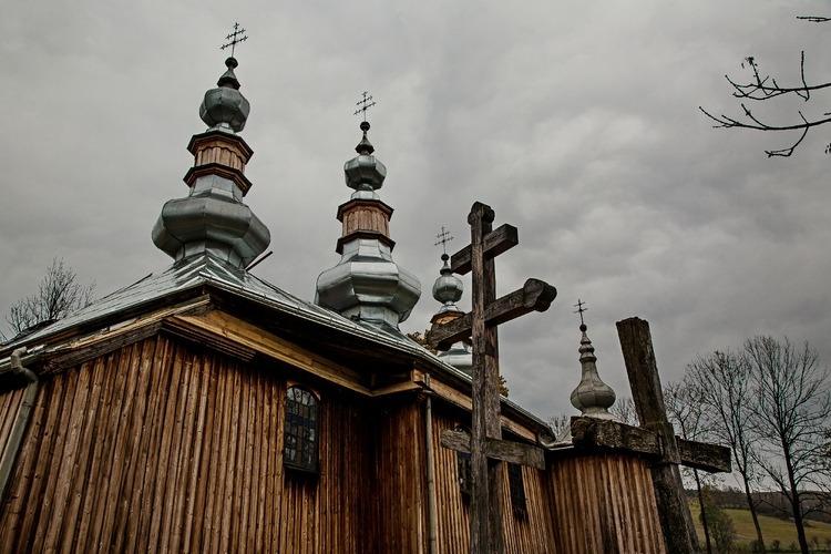Деревянные церкви Карпатского региона на территории Польши